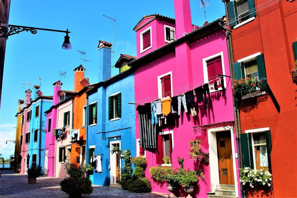 Borghi più belli del mondo - Burano