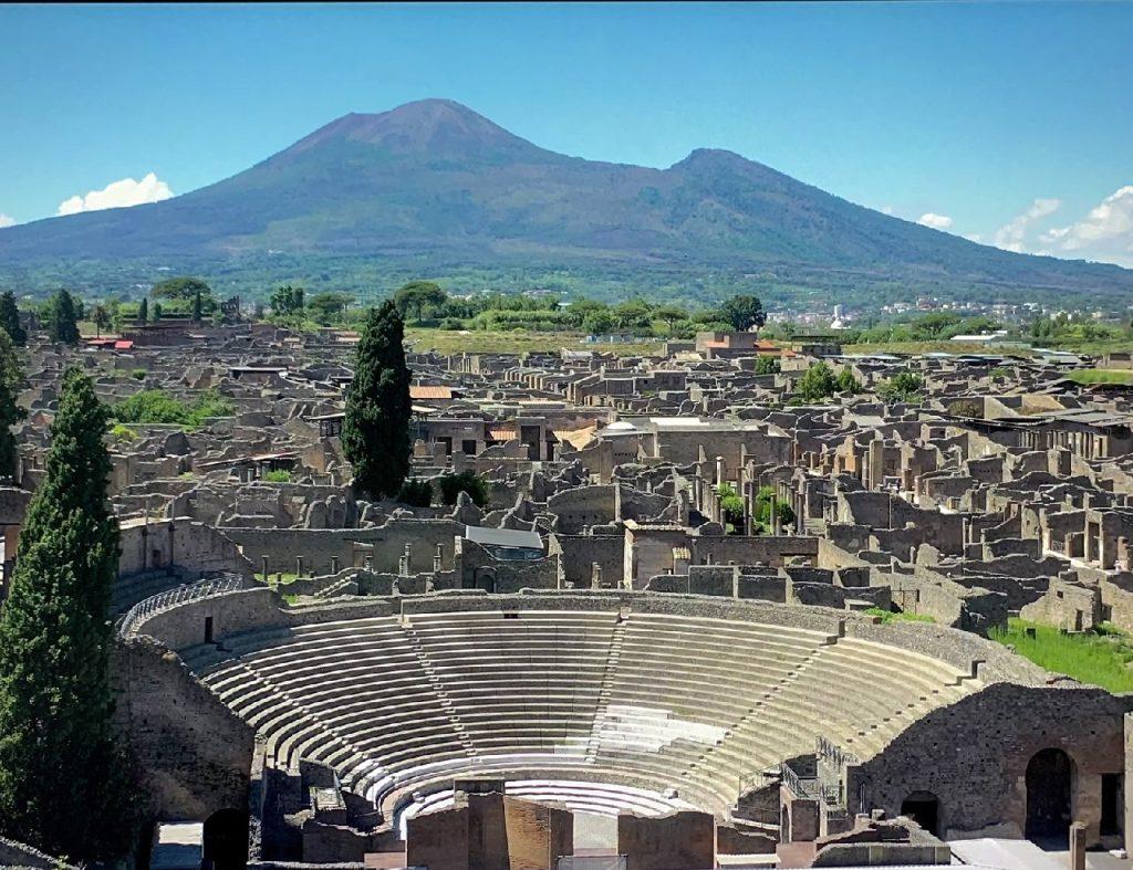 Pink Floyd a Pompei - L'anfiteatro