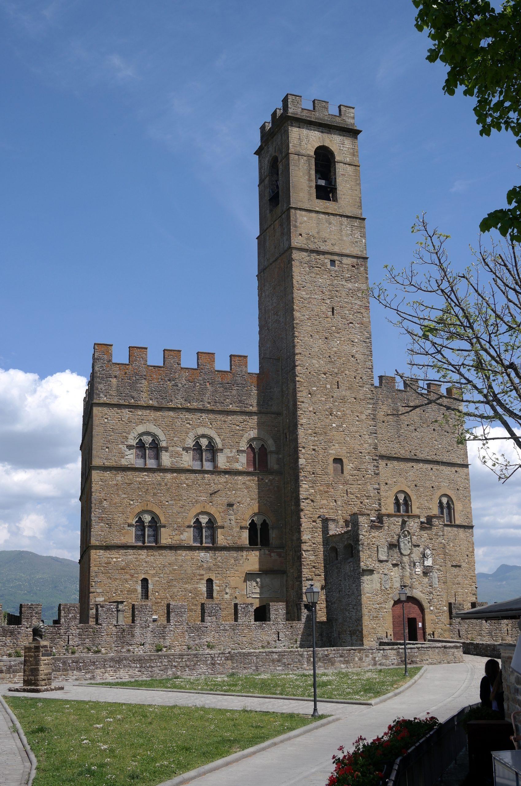 Castello dei Poppi, Arezzo