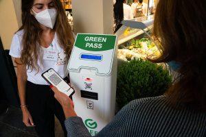 Green Pass obbligatorio a lavoro - controllo Green Pass a Parma