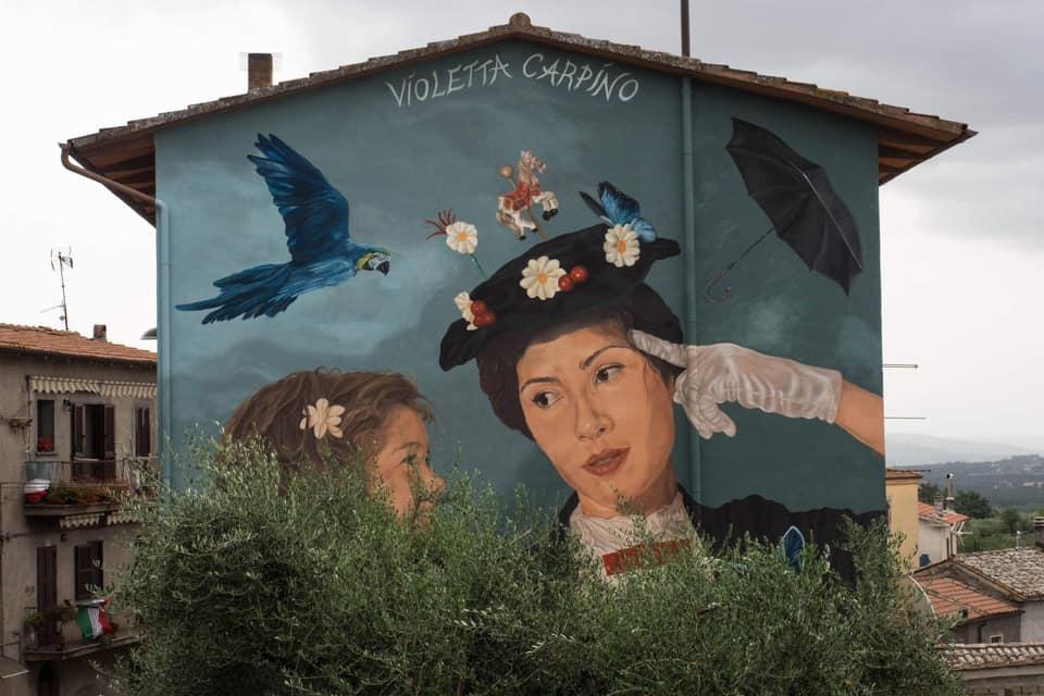 Sant'Angelo di Roccalvecce - Mary Poppins