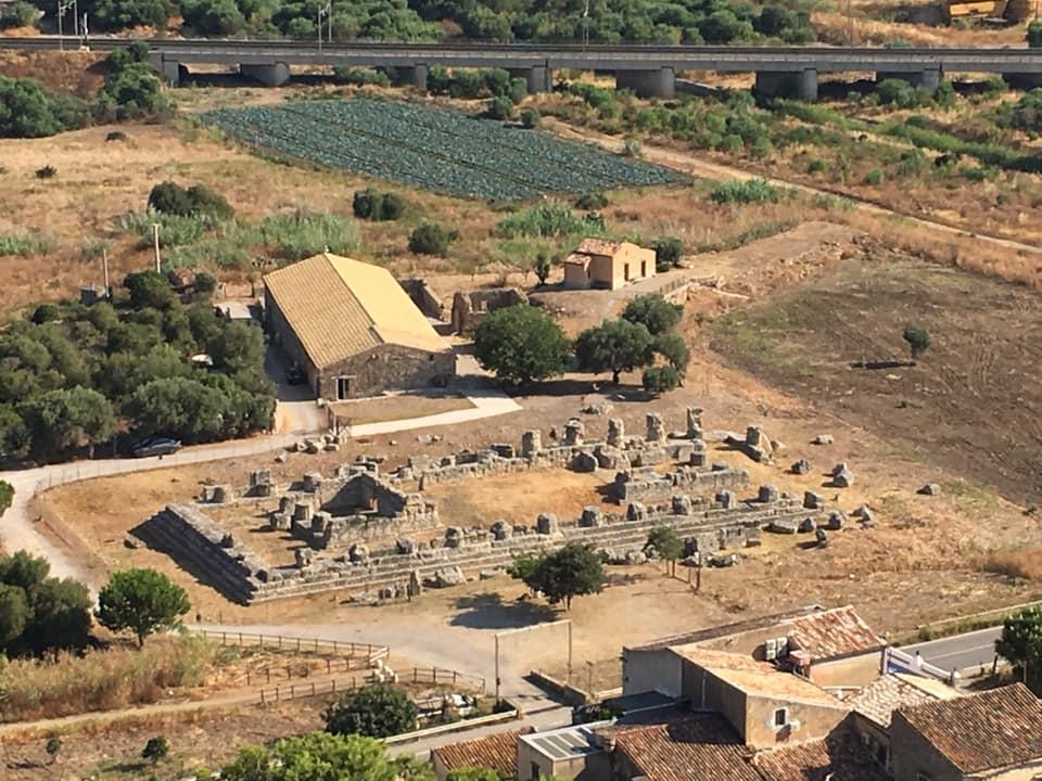 Vista di Himera