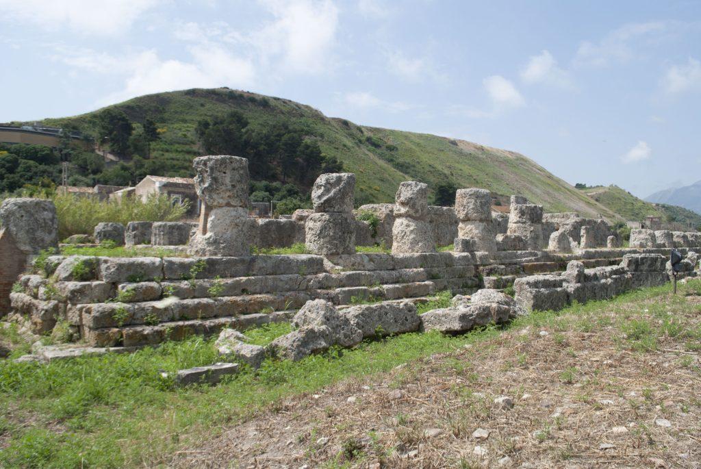 Himera tempio