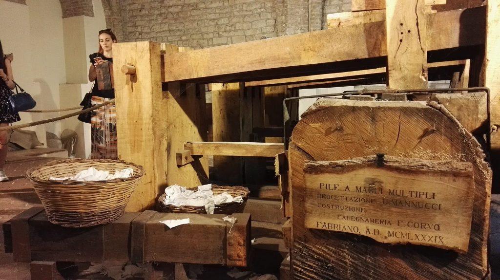 Fabriano - Museo della Carta e della Filigrana di Fabriano
