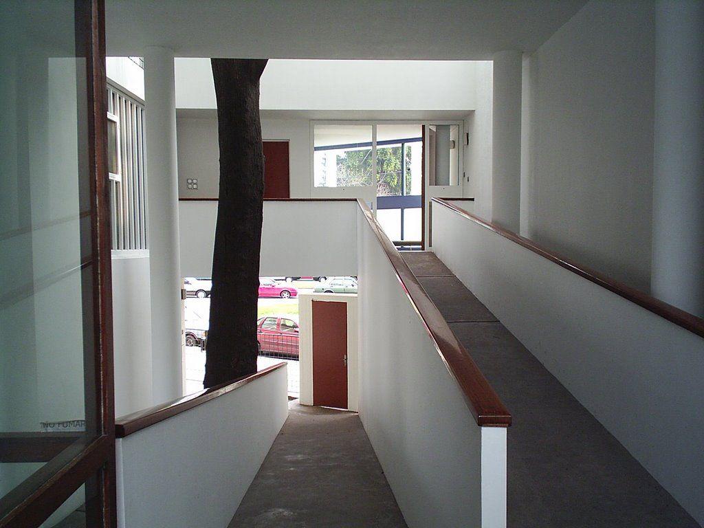 Interior de la Casa Curutchet