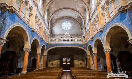 Parroquia San José - Interior San José