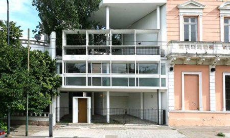 Casa Curutchet - Fachada