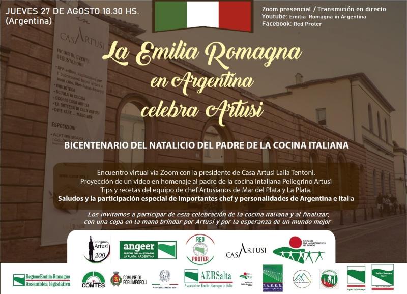 Diego Esteves Emilia Romagna En Argentina