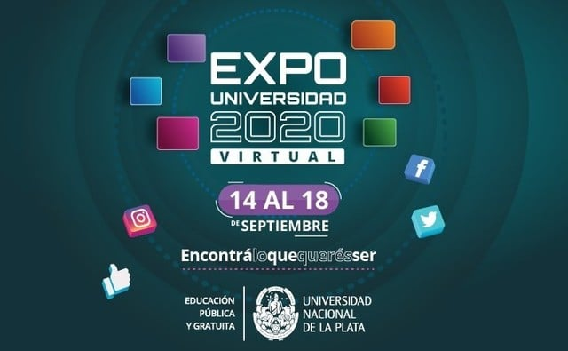 Expo Universidad 2020 - Flyer publicitario