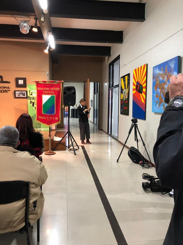 Asociación Abruzzese - Evento artístico