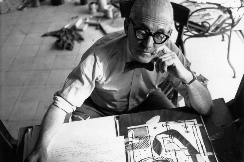Le Cobusier Arquitecto