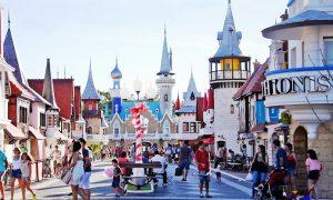 Walt Disney - República de los Niños Portada