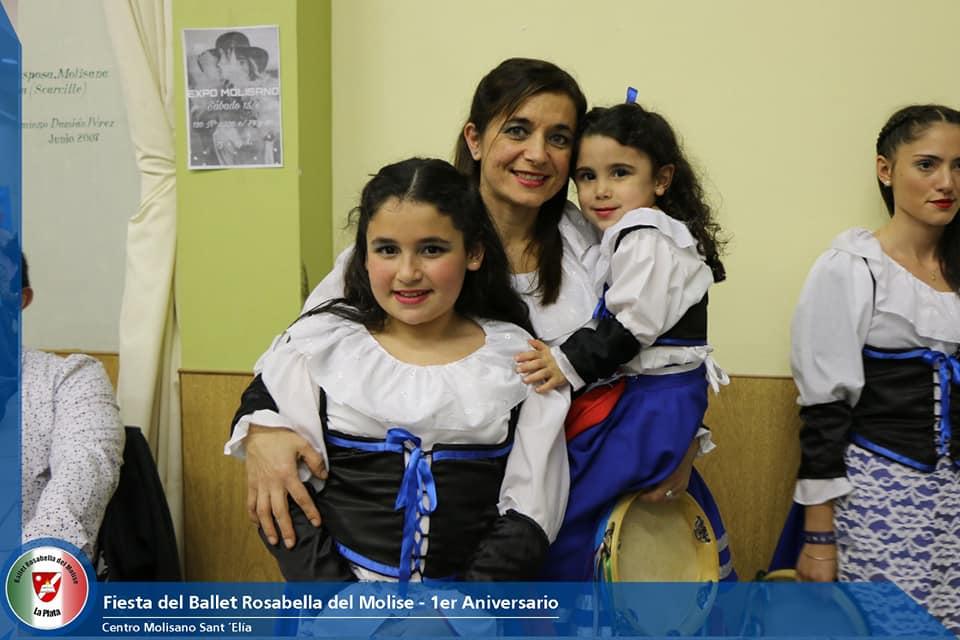 Ballet Rosabella - Ballet Seis