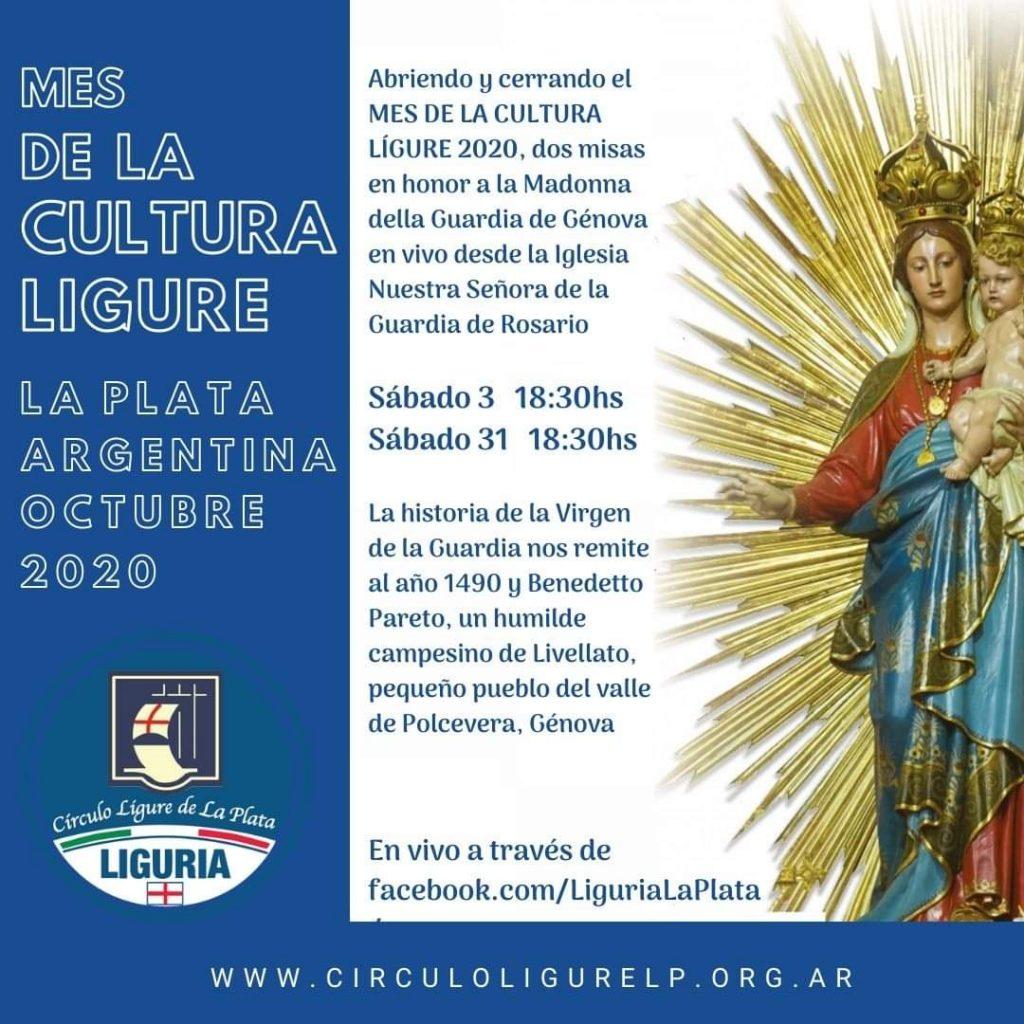 El mes de la cultura Ligure - Actividades