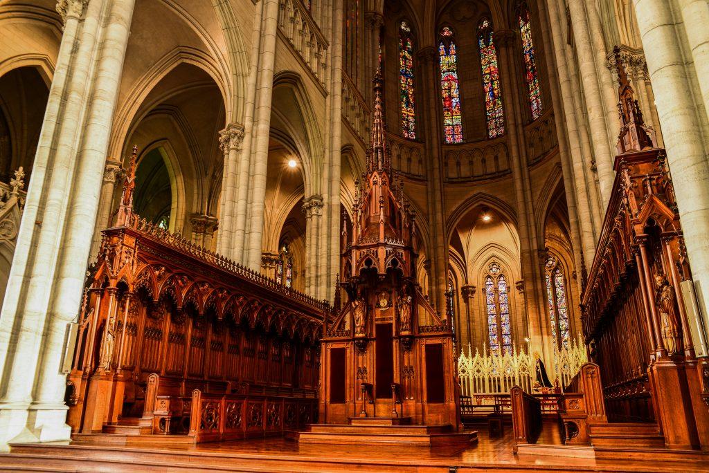La Catedral de La Plata - Cátedra
