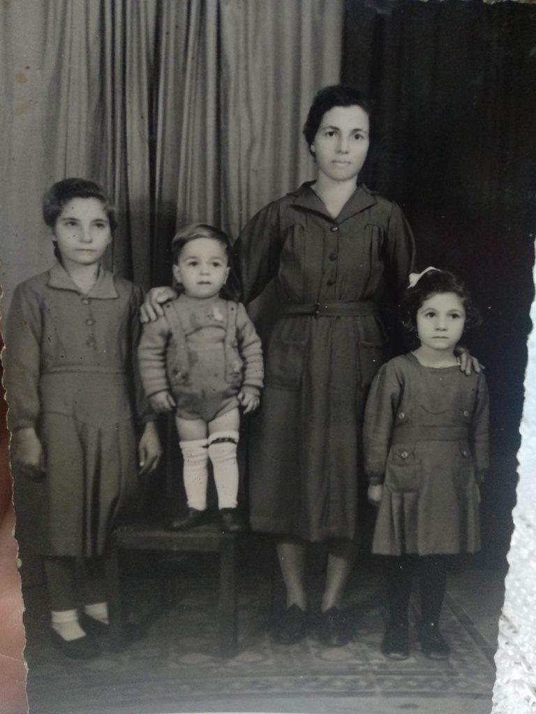 Nunziata Lovano - Foto familiar