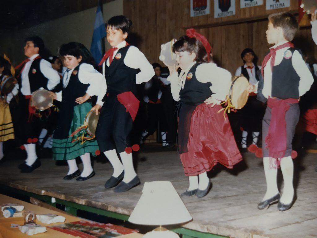 El Circulo Siciliano - Ballet infantil