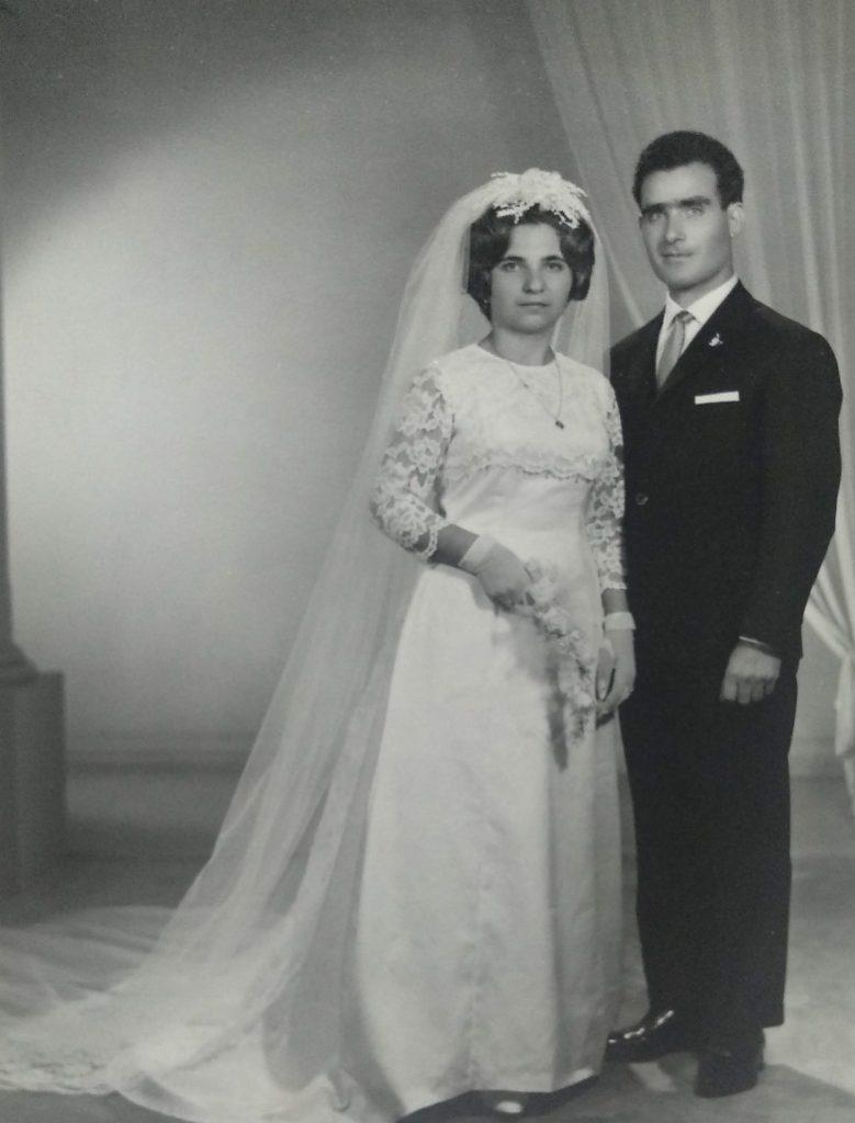 Nunziata Lovano - Matrimonio