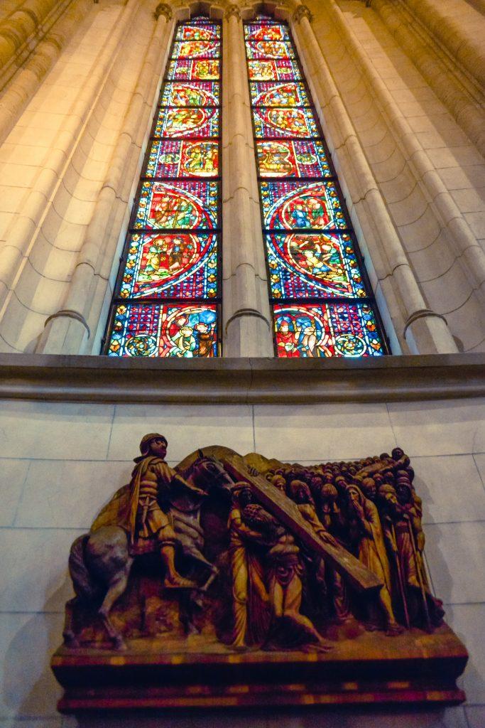 La Catedral de La Plata - Via Crucis