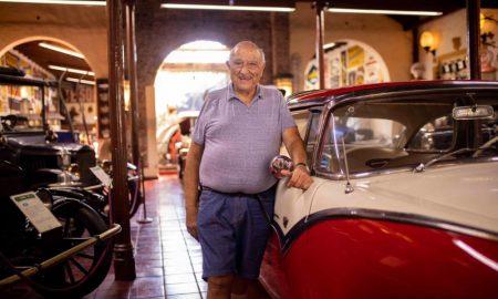 Jorge Rau Museo Del Automóvil - La Plata