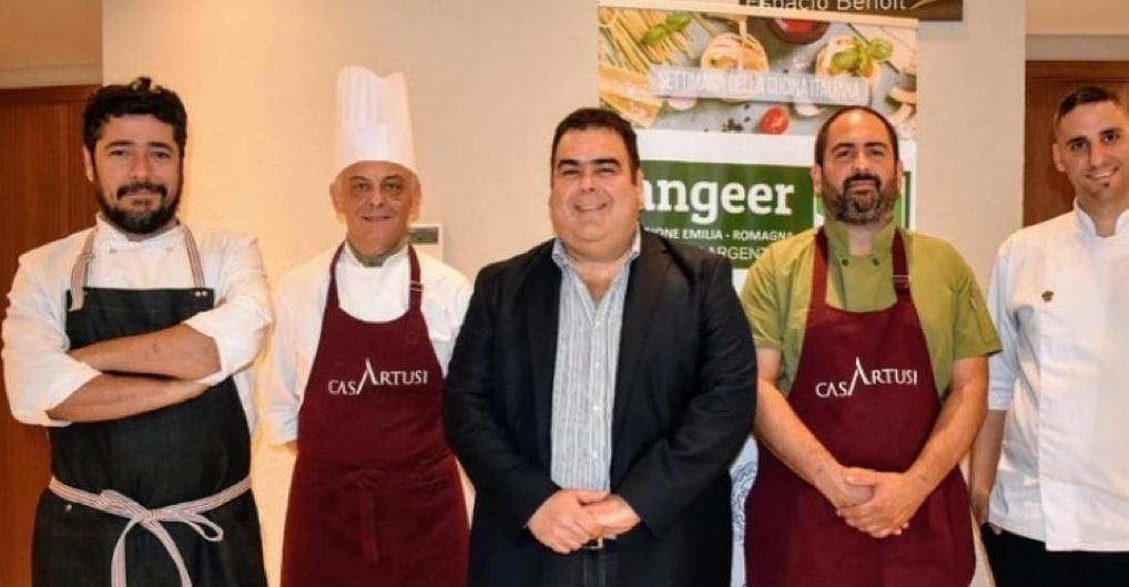 Settimana - Chef Casa Artusi En Argentina
