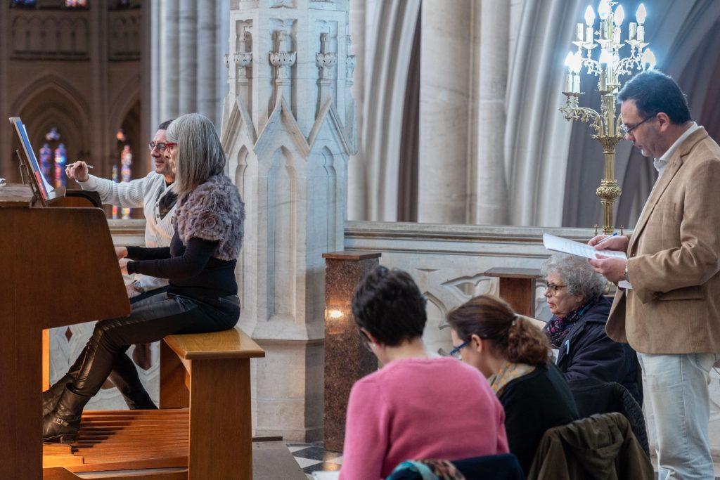 Música italiana para órgano - Organum