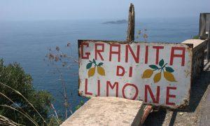 Granita siciliana - Granita di limone