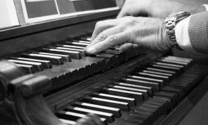 Música italiana para órgano - tastiera