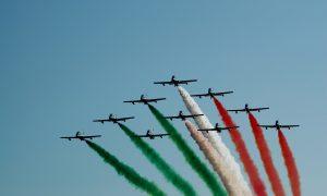 Asociaciones italianas - Tricolore