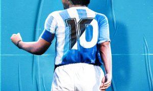 Maradona - Homenaje Fan page Napoli