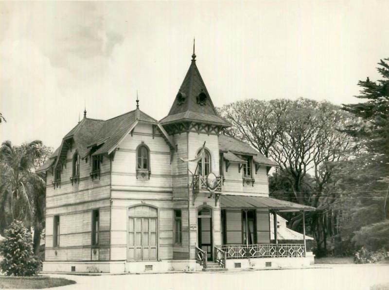 Casa de los fundadores - Original