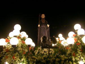 San Antonio Abad - Simulacro