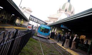 Tren Universitario - Estación de trenes