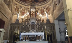 El campanario - Altar