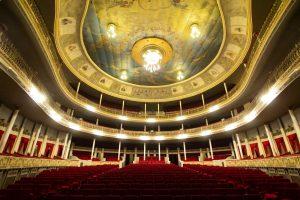 Coliseo Podesta - Teatro Municipal Coliseo Podesta