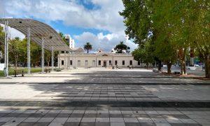 Centro Cultural Islas Malvinas - Plaza