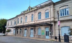 Estación Provincial - Fachada