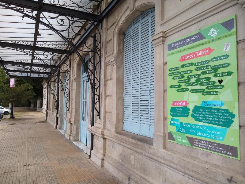 Estación Provincial - Actividades