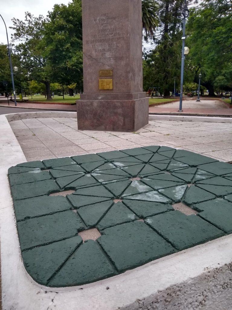 Obelisco - Mapa