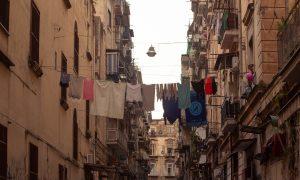 Lacreme Napulitane - Emigración Napoli