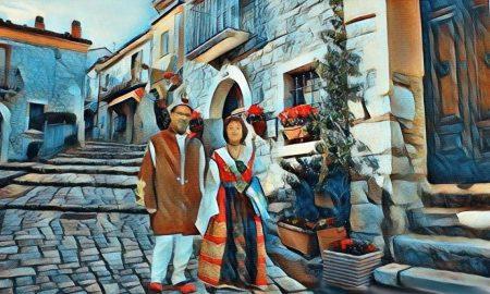 ítalo-albanesa - Albanesi