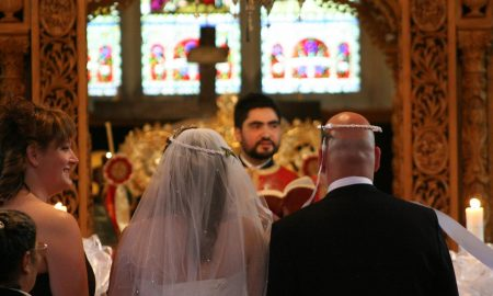 Matrimonio bizantino - Gamos