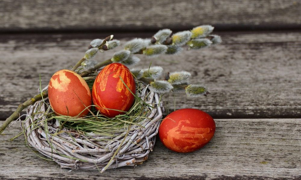 huevo de pascua - Huevos