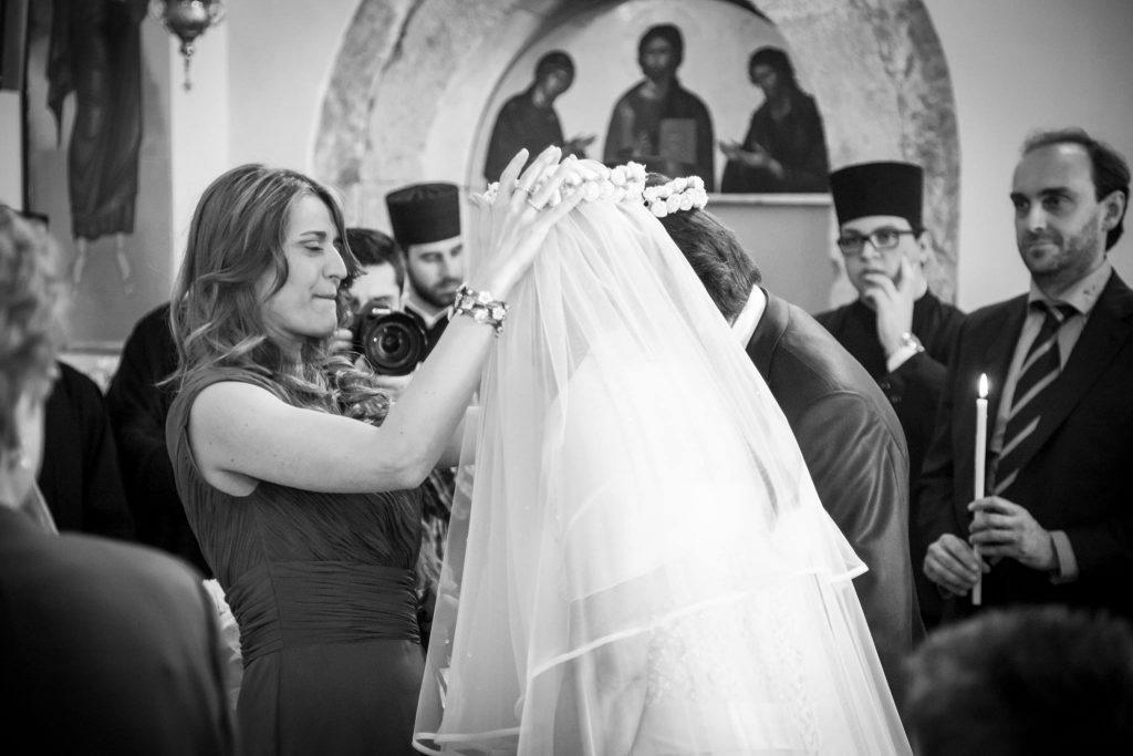Matrimonio bizantino - Stefanas