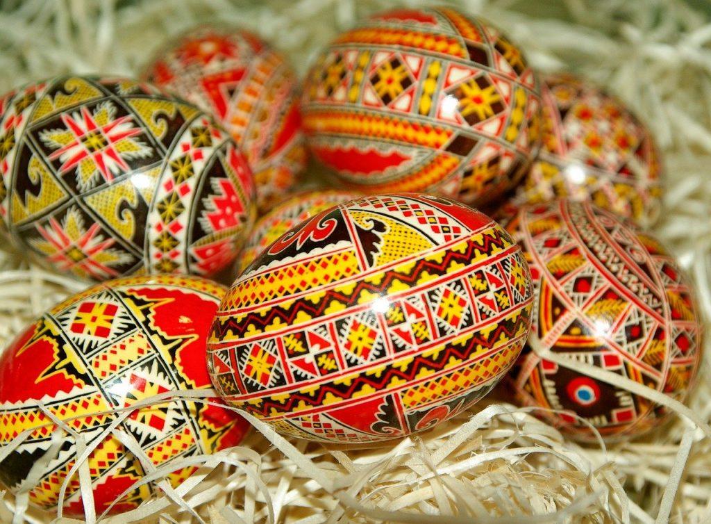 Huevo de pascua - Uova