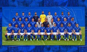Eurocopa - Plantel