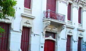Instituto de Cultura Itálica - Entrada