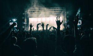 Dia Mundial Del Rock - En vivo