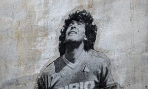 Argentina e Italia - Maradona