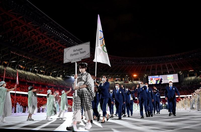 Juegos Olímpicos - Refugiados